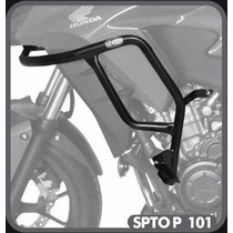 Protetor Motor/carenagem Scam - Honda Cb 500x - C/ Pedaleira