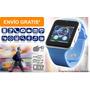 Smart Watch Reloj Celular Barato Bluetooth Para Android
