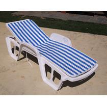 Almofada Para Cadeira Espreguiçadeira - 1,81 X 57 X 3,5cm