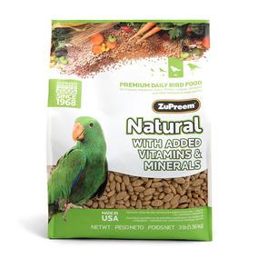 Alimento Aves Pericos Conu Zupreeme +kota