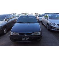 Renault 19 Rn Inyeccion Bicuerpo 1996.$ 50000 Y Cuotas