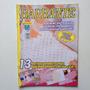Revista Barbante Crochê Com Barbante Porta-guardanapo N°01