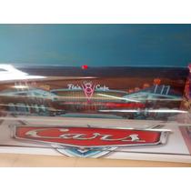 Diorama Exhibidor Para Hot Wheels Pelicula Cars