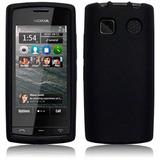 Funda Silicona Nokia 500 Fate Protector Goma