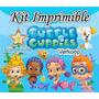 Kit Imprimible Bubble Guppies + Candy Bar Cumples Y Mas Pe