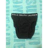 Trusa Polo Ralph Lauren Negra Talla Chica