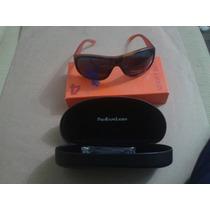 Óculos De Sol Polo Ralph Lauren Orange