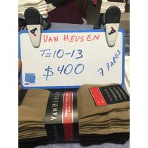 Calcetines Van Heusen 7 Pares Talla 10-13 Nuevos º