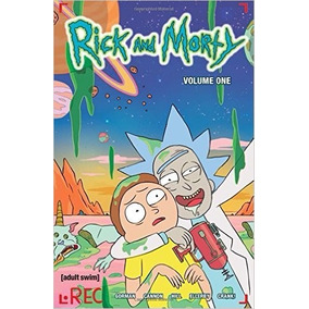 Rick And Morty Volume 1 - R1