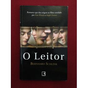 Livro - O Leitor - Bernhard Schlink - Seminovo