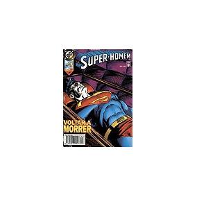 Super Homem N. 1 - Abril Jovem (formatinho - 2* Série)