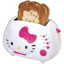 Tostadora De Pan Maquina Para Tostar Pan Hello Kitty Hm4