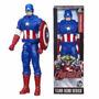 Avengers Muñecos Vengadores Capitan America 30cm. Hasbro