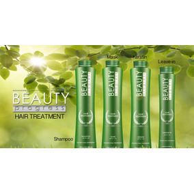 Beauty Progress Kit Hair Treatment 4 Passos