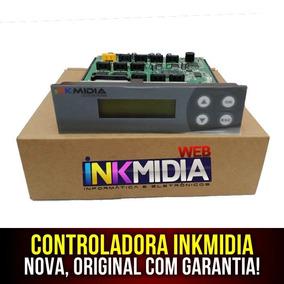 Controladora Inkmidia 999 Blu-ray P/ Duplicadora De Dvd/cd