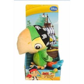 Muñeco De Peluche Skully De Pirata De Nunca Jamas Original
