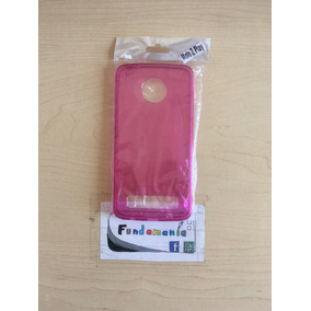 Funda Tpu Motorola Moto Z Play Rosa - Fotos Reales, Nueva