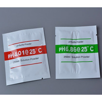 Calibrador Ph Polvo Buffer Powder