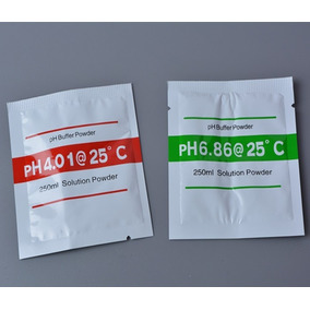 Calibrador Ph Polvo Buffer Powder