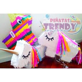 Piñatas Fiesta Mexicana A Eleccion Burro Unicornio Pony