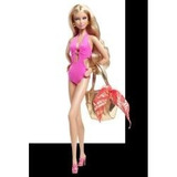 Barbie Basics Praia 3 0 Model Muse Rosa