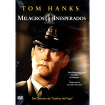 Dvd Milagros Inesperados (the Green Mile) 1999 - Frank Darab