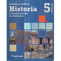 Historia Y Geografía 5. Santillana