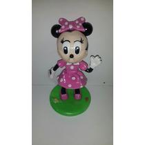 Minnie Mouse En Porcelana Fria