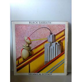 Disco Vinil Black Sabbath Technical Ecstasy C/encarte Nac.