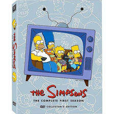 The Simpsons - The Complete First Season (primera Temporada)