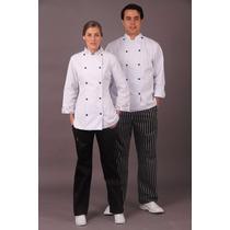 Patrones Filipina De Chef Caballero