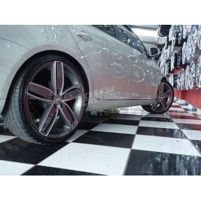 Jg Roda Audi A3 Sedan Aro 17 Onix Corsa Sonic Spyn Celta