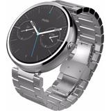 Motorola Moto 360 Acero Silver 100% Nuevos Caja Sellada Orig