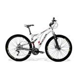 Bike Aro 29 Gts M1 New Full 27v Acera Suspensão Trava