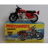 Quadro 20x30 Matchbox Honda Rora # 18 C/vidro E Moldura