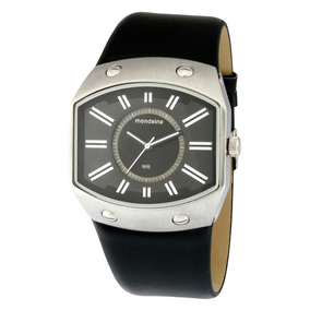 Relógio Masculino Mondaine Analógico Social 76212g0mbnh1