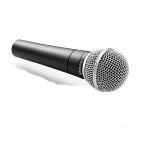Microfone Shure Sm 58 Lc 100% Original Frete Grátis 12 X