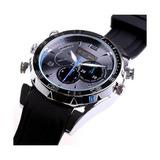 Camara Reloj Espia Sensor Movimiento Full Hd 1080p Sony 12mp