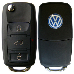 Chave Canivete Original Positron Vw- 330 G4 G5 G6 Fox Golf