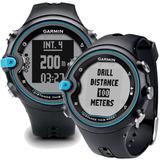 Relógio Garmin Swim Para Natação Mede Velocidade E Distância