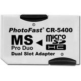 Adaptador Micro Sd A Pro Duo Photofast Psp Camara Blister
