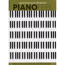 Box Jean Françoes Maljean- Piano Feel (6 Cds) Lacrado - Raro