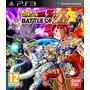 Dragon Ball Z Battle Of Z Entrega Hoy Ps3 Original