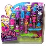 Polly Pocket Roupas E Skate Para Skatistas Acessórios Origi