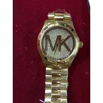 Relógios Michael Kors Varios Modelos - Dourado Ou Rosê