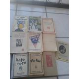 Coleccion De 9 Libros Antiguos Años 20s Y 30s Envio Gratis