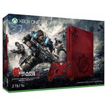 Xbox One S Edicion Limitada Gears Of War 4 2tb A Msi