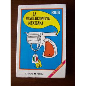 La Revolucionsita Mexicana-1986-ilust-aut-rius-ed-posada-pm0