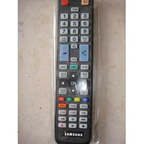 Control Remoto Tv/lcd/ Samsung Boton Internet
