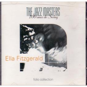 Cd Ella Fitzgerald - Folio Collection - Novo***
